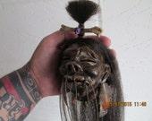 Shrunken head replica pygmy style LARGE