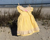 READY TO SHIP - Everyday Princess Dress - Inspired by the Beauty Princess - Size 2