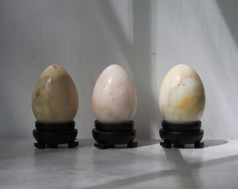 Instant Collection of Marble Eggs
