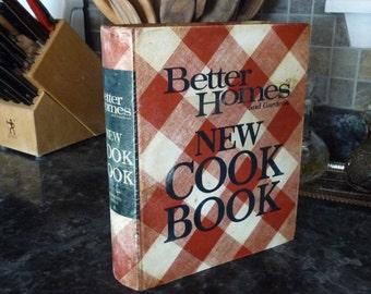 1970 Better Homes New Cook Book
