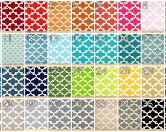 Quatrefoil Curtains  Drapery Panels  Premier Prints Fynn Curtains  63 84 96  108 120