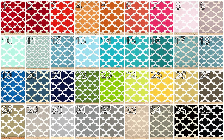 quatrefoil curtains drapery panels premier prints fynn