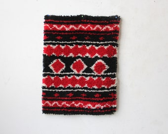 Moroccan Pattern Area Rug / Mat
