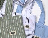 Reclaimed Shirt Bag
