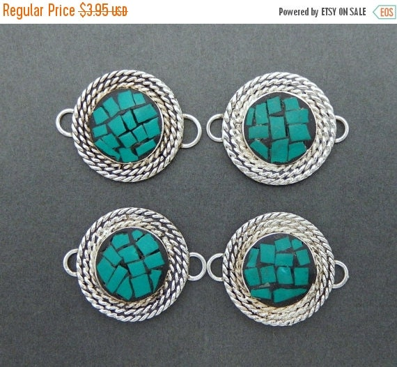 labor day sale turquoise color mosaic by jewelersparadise on etsy. Black Bedroom Furniture Sets. Home Design Ideas