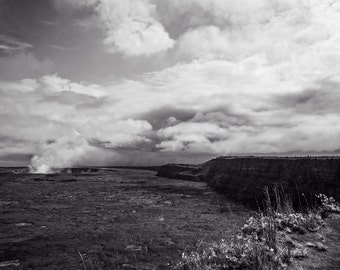 Mount Kilauea Photograph