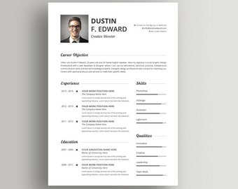 resume templates word clean good resume mac or pc best resume template - Top Resume Formats