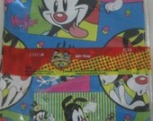 Vintage FACTORY SEALED Animaniacs Wrapping Paper