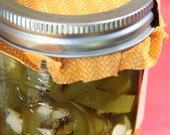 Honey Chipotle Pickled Jalapenos