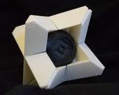 Destiny Ghost 3D Printed Fan Art