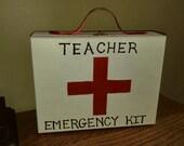 Teacher Emergency Box