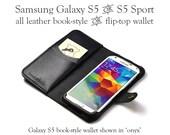 Galaxy S5 or S5 Sport Lea...