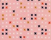 Cotton + Steel - Kim Kight - Lucky Strikes - Strikes Pink