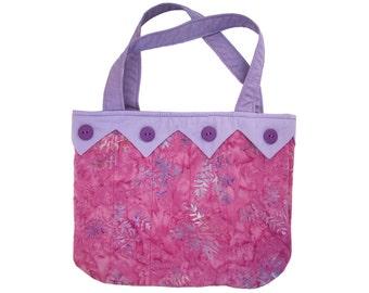 Simple lined bag PDF pattern, PDF Bag Pattern, Easy Bag Pattern, Instant Download Digital