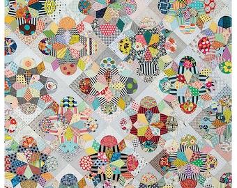 Gene pool quilt pattern by jen kingwell designs for Thread pool design pattern