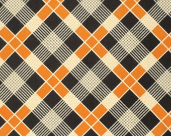 New Bedford by Denyse Schmidt for Free Spirit - Strong Plaid - PWDS098-SORBEXX - 1/2 Yard Cotton Quilt Fabric 516