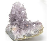 Purple Amethyst Stalactite Crystal Cluster Large Decor Specimen Rock crystal from Brazil Raw Natural Gemstone