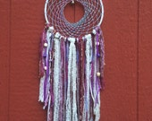 Items Similar To Lavender Dreams Dreamcatcher Available