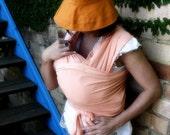 Newborn Stretch Wrap Baby Carrier Cotton