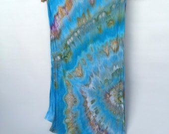 Ice Dyed - Tie Dyed - Infinity Scarf