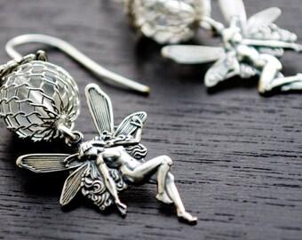 Fairy Earrings Whimsical Style Magic Jewelry