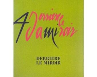 Adami - Derriere Le Miroir, no. 206 sku XX6977-R