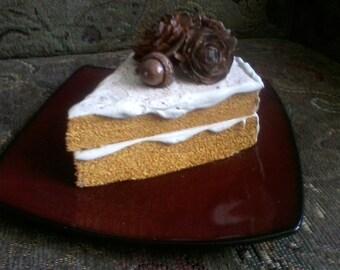 Fake Cake Box