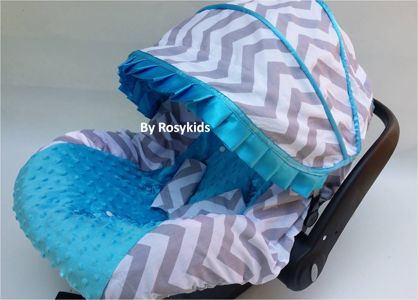 baby car seat cover canopy infant car seat cover by babyisland. Black Bedroom Furniture Sets. Home Design Ideas