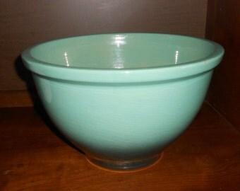 """Roseville Raymor 10"""" Mixing Bowl"""