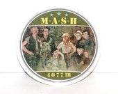 1982 MASH 4077TH  Commemorative Plate, Collectible Plates, Royal Orleans, Antique Alchemy