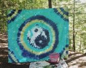 SALE Custom Tie Dye Tapestry