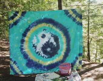 Custom Tie Dye Tapestry