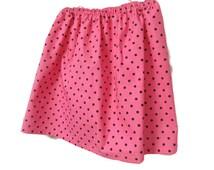 Simple Skirt - Girl's Trendy Skirt - Handmade Modest Skirt - Girls Outfit - Girl's Boutique - Girl's Fashion - Children Clothes - Girl Dress
