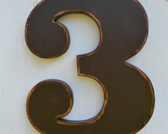 Rustic wooden numbers birthday photo props anniversary photo props