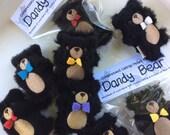Dandy Bear Catnip Toy