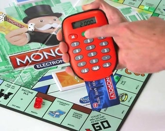 4 Player Electronic Banking Add-On