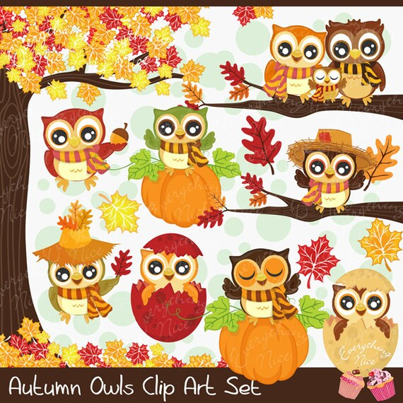 autumn owl treat fall - photo #29