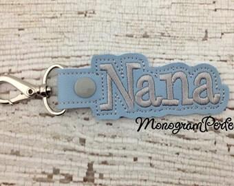 Nana Snap Buddie (Light Blue & Gray)