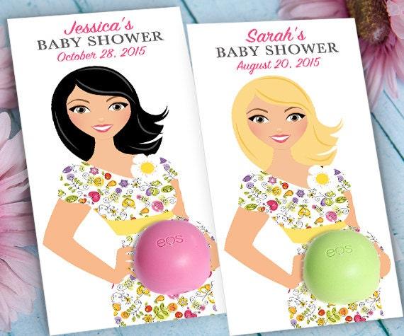 eos baby shower favors momtobe in flower dress printable, Baby shower invitation