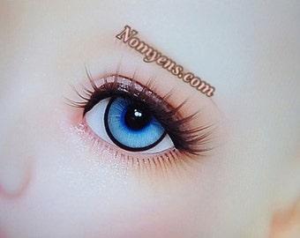 BJD eyelash : Strong brown