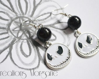 Earring nightmare before christmas