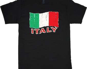 Men's T-shirt - Italy - Italian flag t-shirt - Italian pride