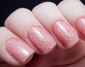 Strawberry Smoothie - 5-free Nail Polish - 15mL