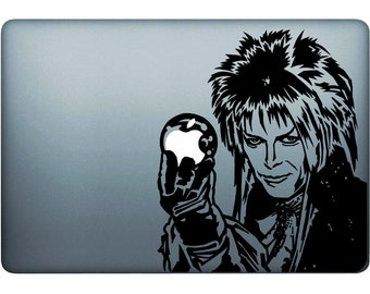 Labyrinth Jareth Macbook Laptop Decal