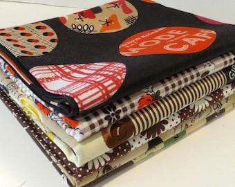 Yuwa Of Japan Color Stacks- Brown