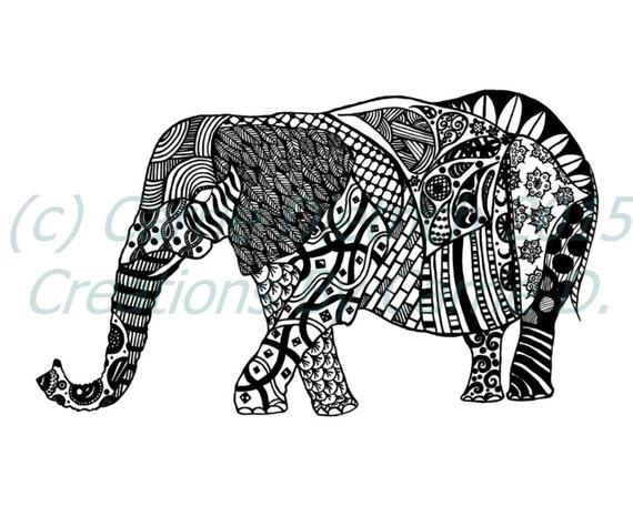 Mandala Wall Drawing