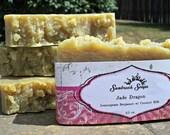 Vegan Lemongrass Bergamot Soap with Coconut Milk