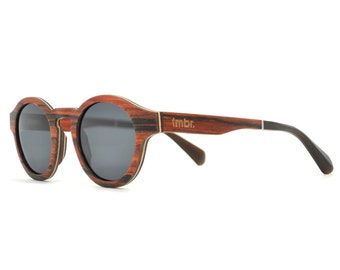 Maple Wood Sunglasses, Handcrafted Wooden Sunglasses, Made With Real Wood