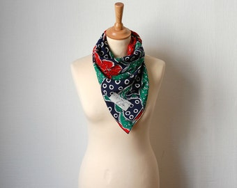Vintage Givenchy Silk Scarf
