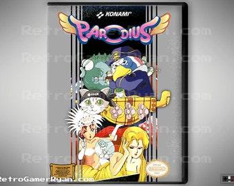 Parodius (NES Reproduction)